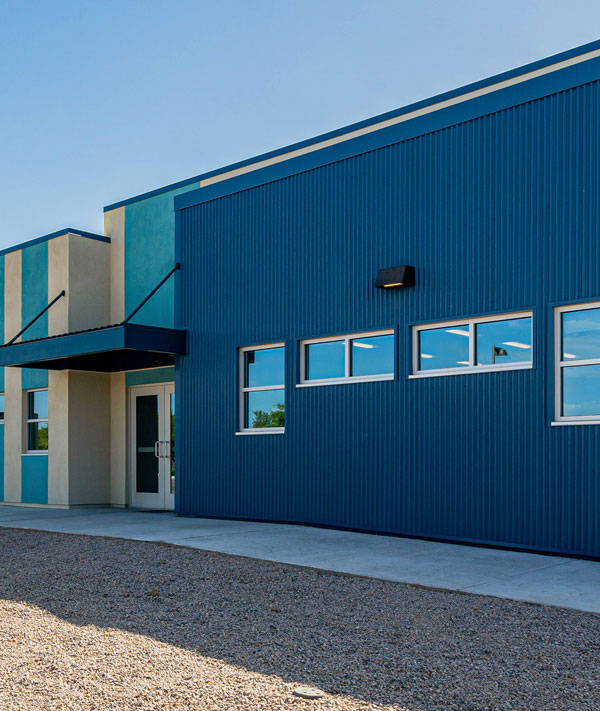 Public School & Charter School Construction Porter project by Bleuwave