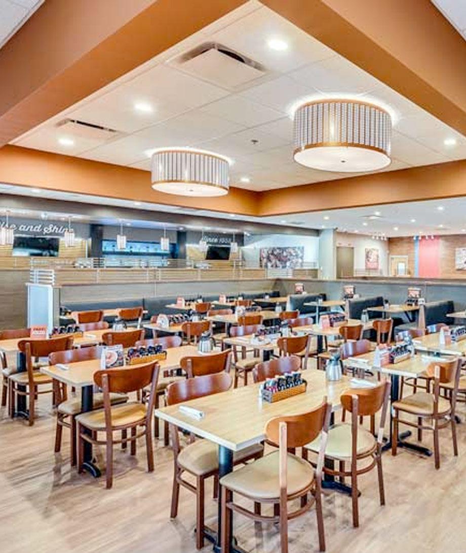 Phoenix General Contracting restaurant construction